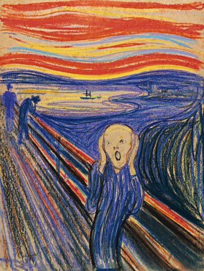 De Schreeuw Munch