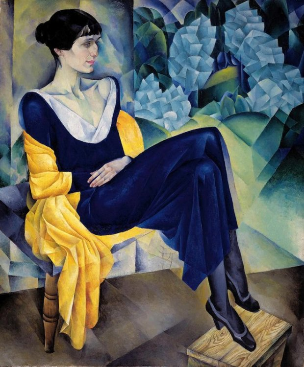 Akhmatova_by_Altman
