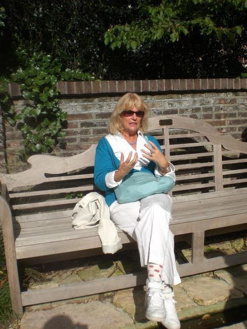 Marlies Souren Utrechtse dichter