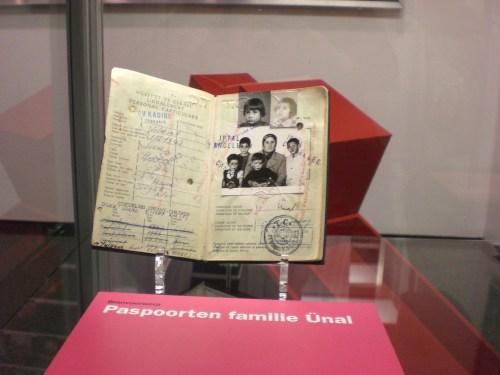 expo Veenendaal paspoort