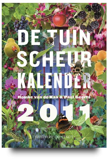 Tuinscheurkalender 2011